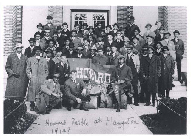 Establishment of Howard University