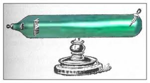 J.J. Thomson: Cathode Ray Tube