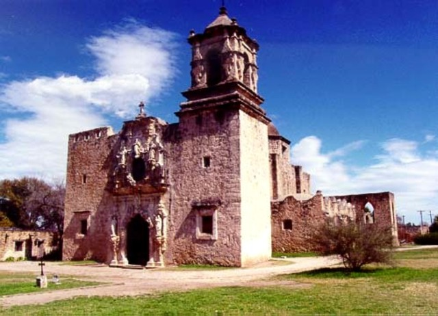 Spanish Missions In Texas Timeline Timetoast Timelines