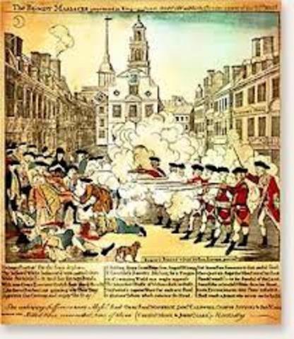 Boston Massacer