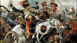 The 18th century in war. timeline