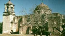 Spanish in Missions Texas timeline