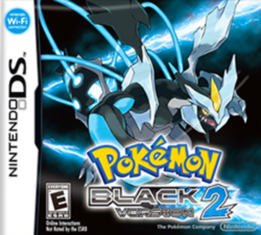 Pokémon Black 2 and White 2 Versions
