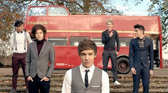 "One Direction lanzó ""One Thing"" fuera de Reino Unido e Irlanda"