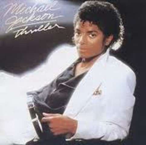 Thriller is Released