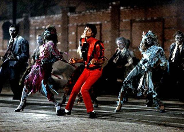 Thriller Video was released