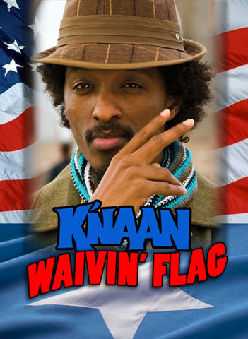 "Songwriter of the Year 2010 - K'naan - ""Wavin' Flag"""
