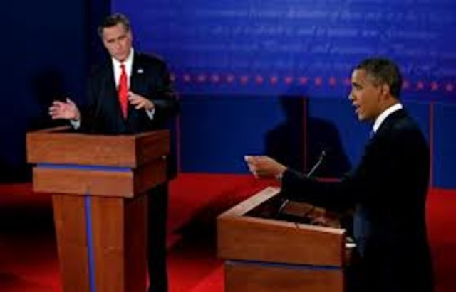 Presidential Debate at University of Denver