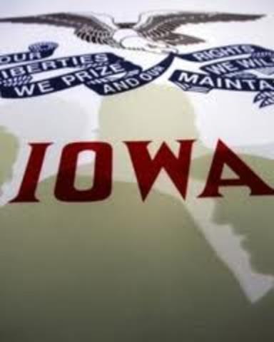 Iowa Primary Election