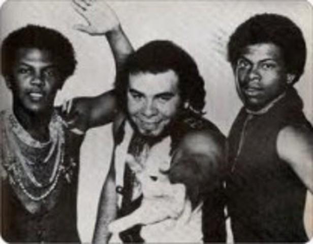 En 1970 se trasladó a barranquilla, unió con Fruko para grabar canciones y cantar en otro países