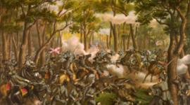 Battle of wilderness timeline