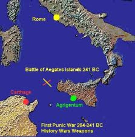 First Punic War