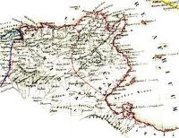 Numidia Raids Carthaginian soil
