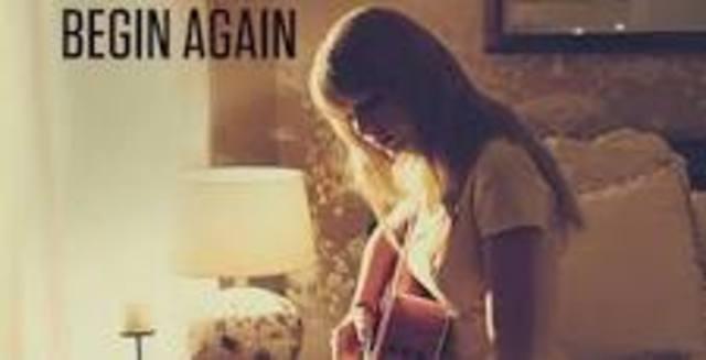"""""""Begin Again"""" is released!"""