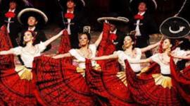 Danza Folklorica en México. timeline