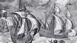 Spanish Exploration timeline