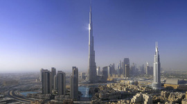 Dubai Architectural Expansion timeline