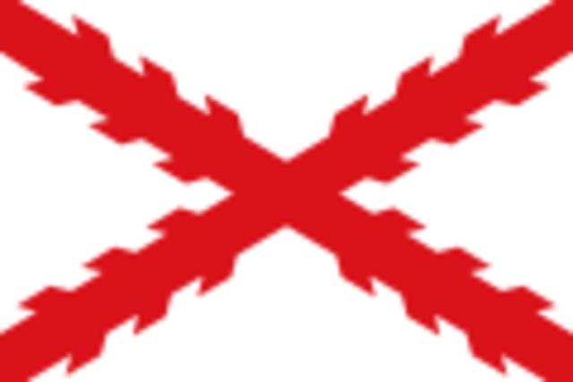 La cruz de Borgaña durante el virreynato