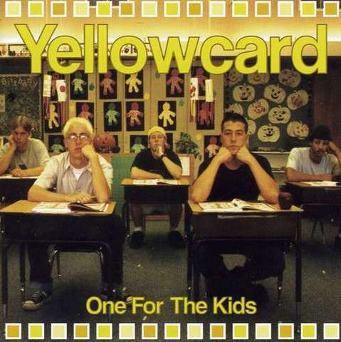 "Yellowcard release album, ""One for the Kids"""