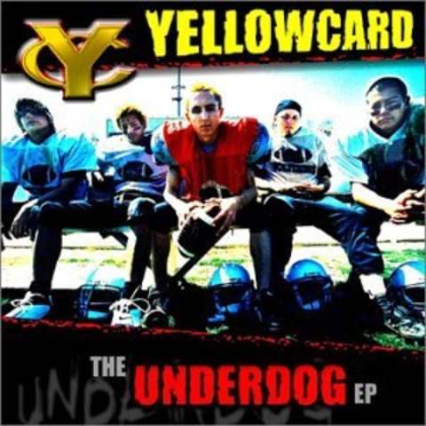 "Yellowcard release ""The Underdog EP"""