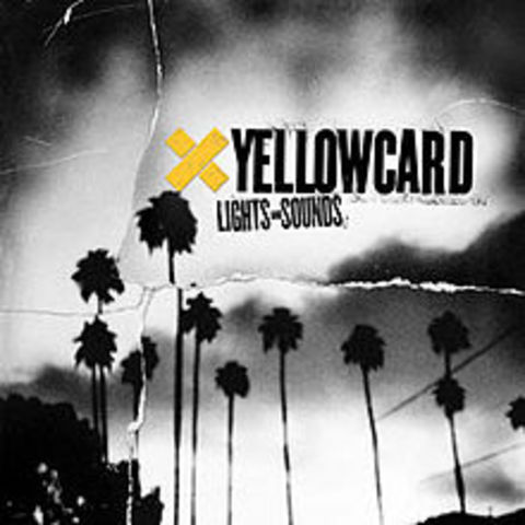 "Yellowcard release album ""Lights and Sounds"""