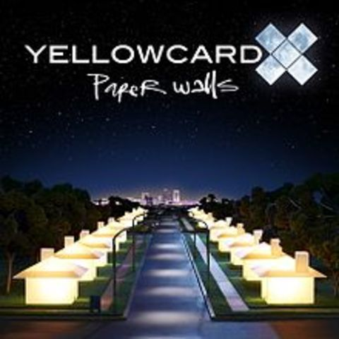 "Yellowcard release album,""Paper Walls"""