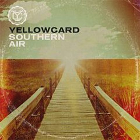 "Yellowcard release album, ""Southern Air"""