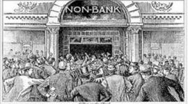 banking systems timeline