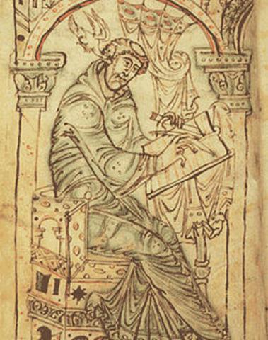 Naixement Gregori I el Magne