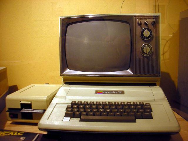 Historia de los computadores personales.
