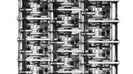 avanzo el diseño de la calculadora mecanica. timeline