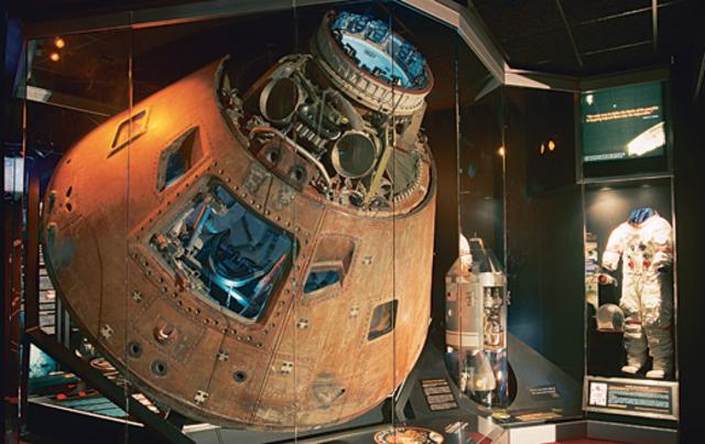 Apollo 13 Aborted Mission