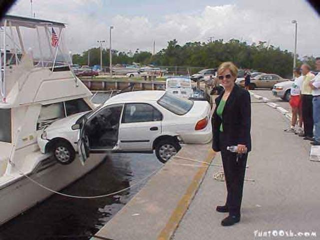 Worst Driver