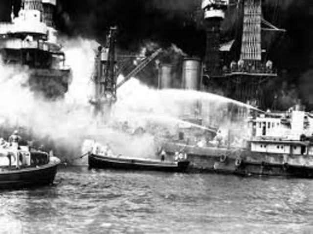 Pearl Harbor: Through the Eyes of a Teenage Girl.