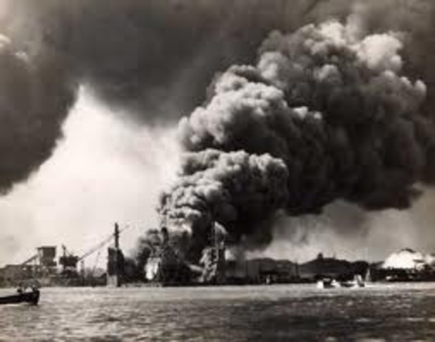 Pearl Harbor in the Eyes of a Japanese American