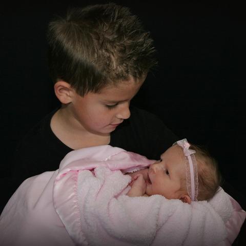 Mi hermana es nacido