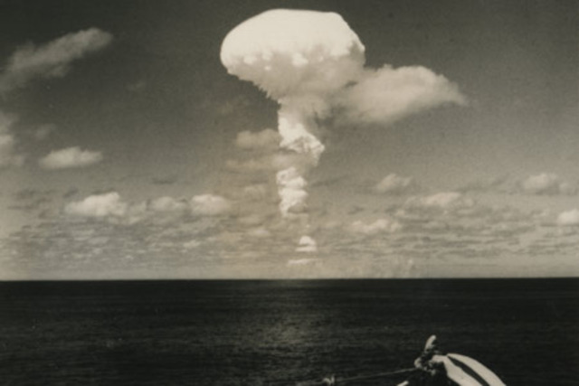 Britain Successfully Tests A-Bomb