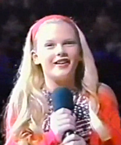 Taylor swift 11 years old