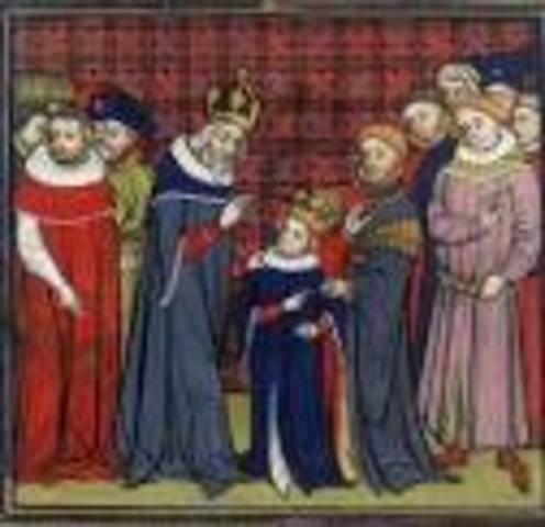 crowning of charlemagne