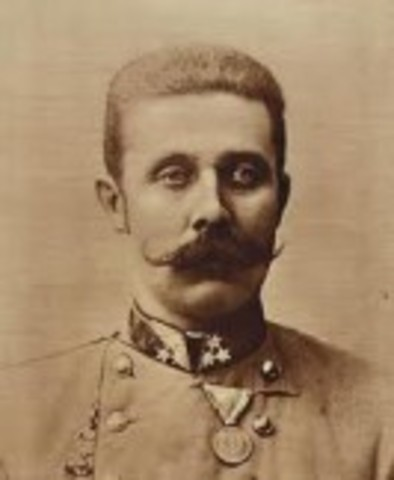 Archduke Dead
