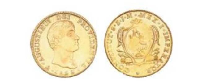 Monedas del Primer Imperio
