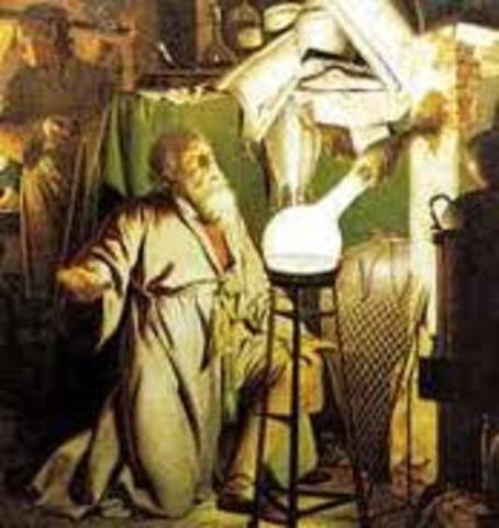 Hennig Brand is born in 1630