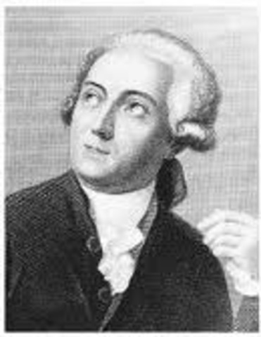 Antoine Lavoisier makes his discovery