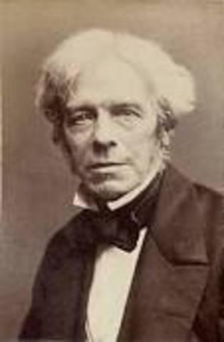 Michael Faraday is born in 1791