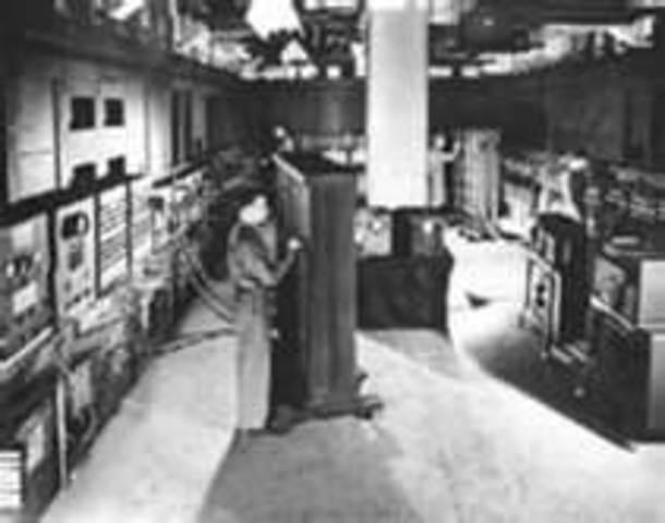 Inventan la ENIAC en 1943
