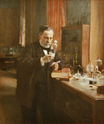 Louis Pasteur (December 27, 1822 – September 28, 1895)