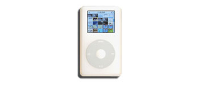 Ipod 1st generation Created