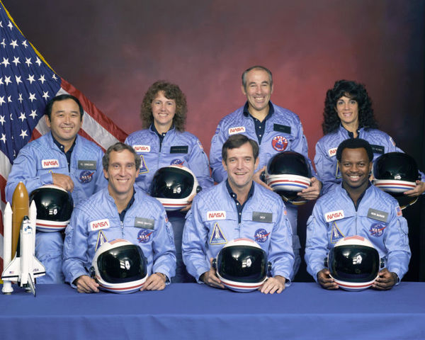 Space Shuttle Challenger tragedy