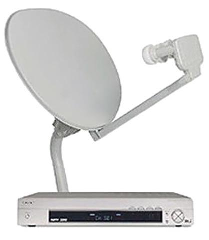 The Satellite Television