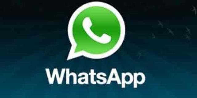 Aplicacion de movil WhatsApp